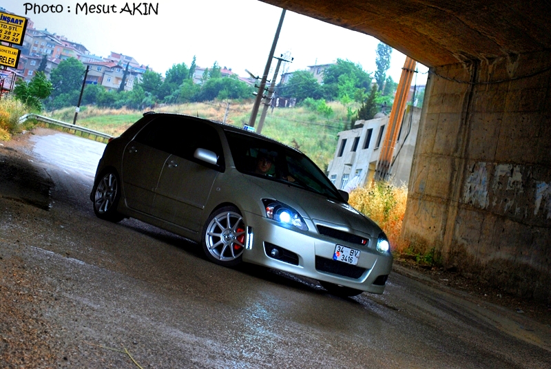 E12 Facelift Zze121 New Pic Corolla Club Toyota Owners