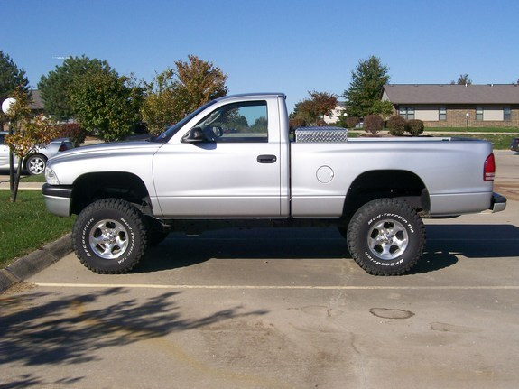 Large on Dodge Dakota Single Cab 4x4