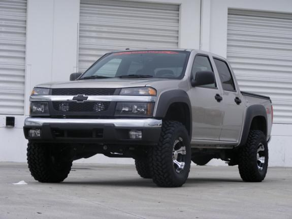 chvyz71 2007 chevrolet colorado regular cab specs photos modification info at cardomain. Black Bedroom Furniture Sets. Home Design Ideas