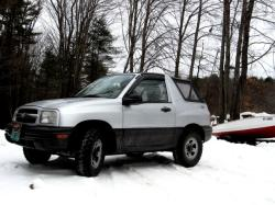 themutt101 1999 Chevrolet Tracker