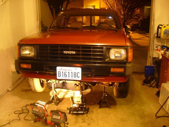 Another fpangie 1986 Toyota Regular Cab post... - 10571673