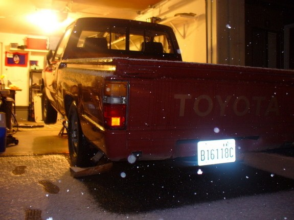 Another fpangie 1986 Toyota Regular Cab post... - 10571675