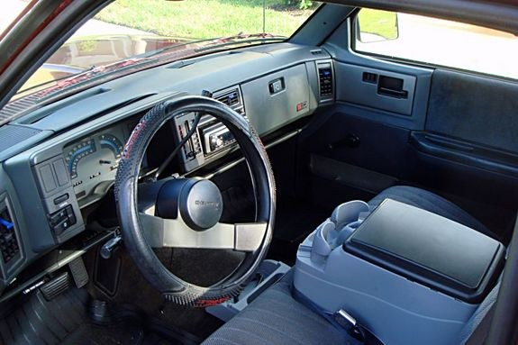 Aque509 1991 Chevrolet S10 Regular Cab 10571810