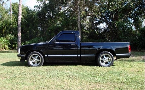 Aque509's 1991 Chevrolet S10 Regular Cab