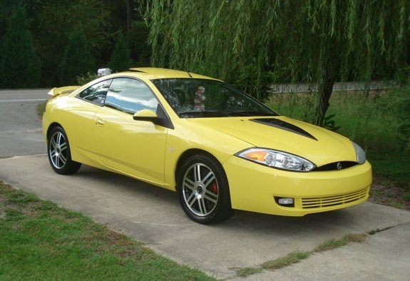 Another boominbrookesZn 2001 Mercury Cougar post... - 10572694