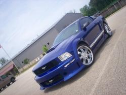 subceros 2005 Ford Mustang