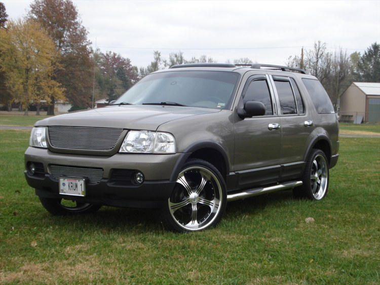 ckcustoms08 2003 ford explorer specs photos modification. Black Bedroom Furniture Sets. Home Design Ideas