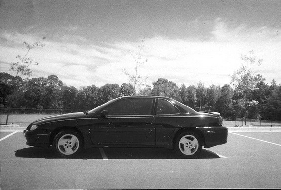 Another sking 1998 Pontiac Grand Am post... - 10575495