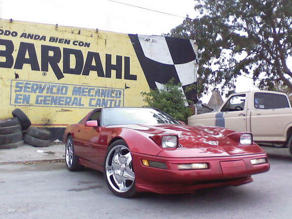 Another Cossa_Nosstra 1993 Chevrolet Corvette post... - 10574581