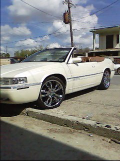 Another Cossa_Nosstra 1996 Cadillac Eldorado post... - 10574529