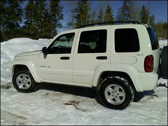 EscortRacing1995 2002 Jeep Liberty Specs Photos Modification