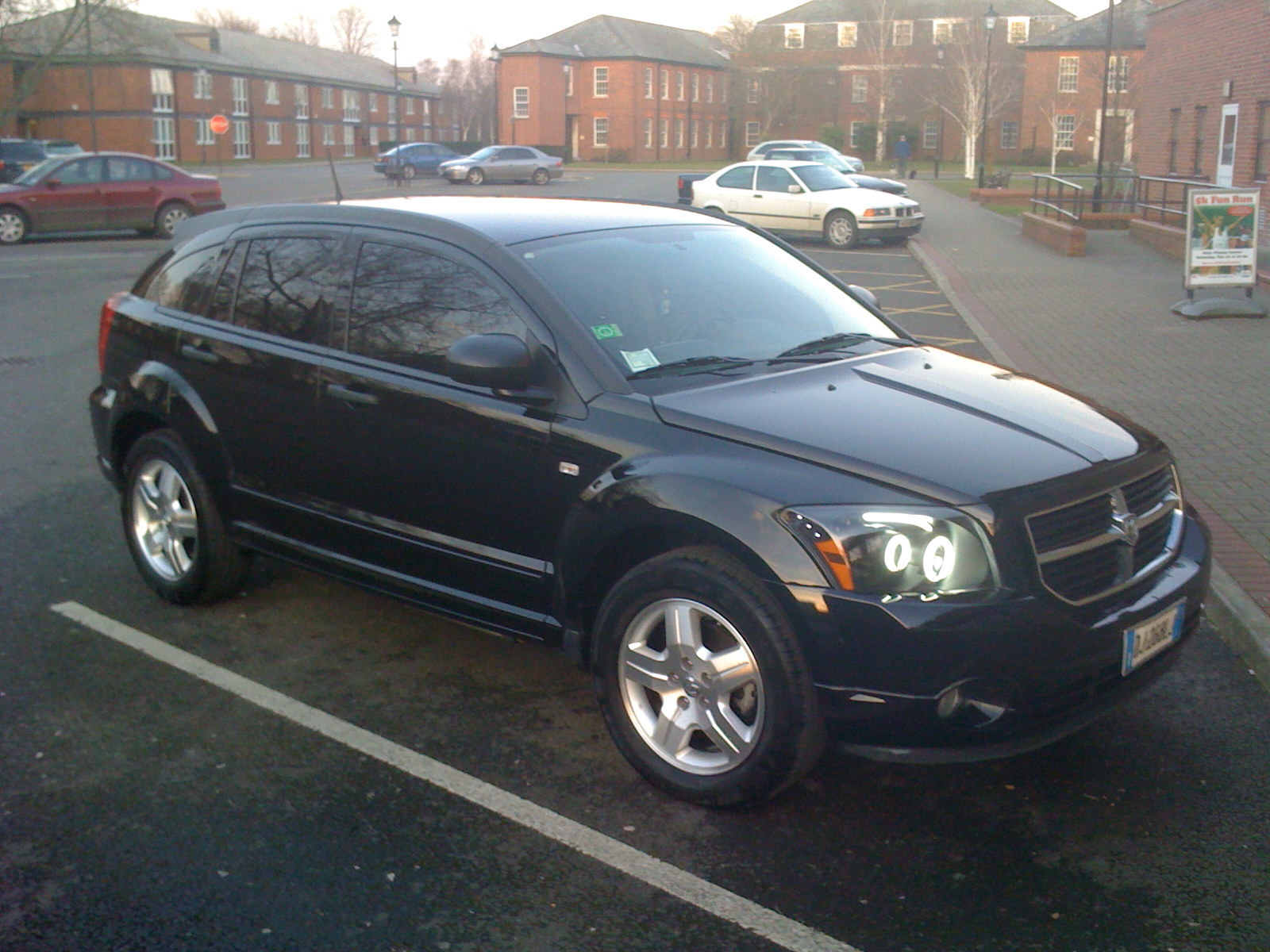 muiscq 2007 dodge caliber specs photos modification info at cardomain. Black Bedroom Furniture Sets. Home Design Ideas