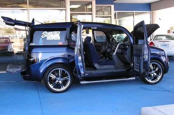 Terrence777 2003 Honda Element 10576066
