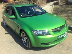 ukstyl 2007 Holden Commodore