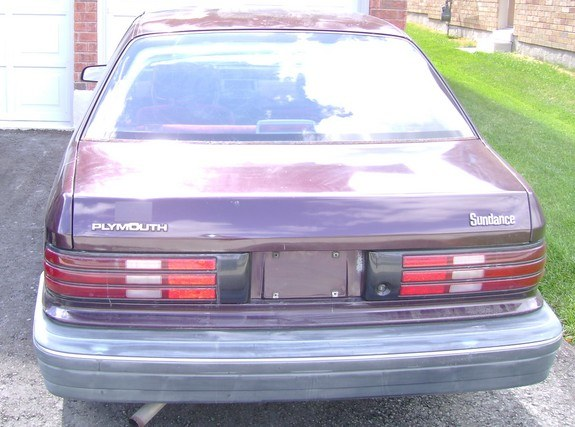 Another m1xed_k1ng 1991 Plymouth Sundance post... - 11637802
