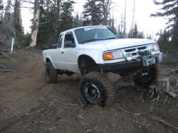 kachesss 1995 Ford Ranger Regular Cab