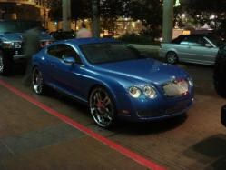 zch20 2005 Bentley Continental GT