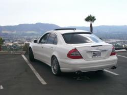 Edgar_702s 2007 Mercedes-Benz E-Class