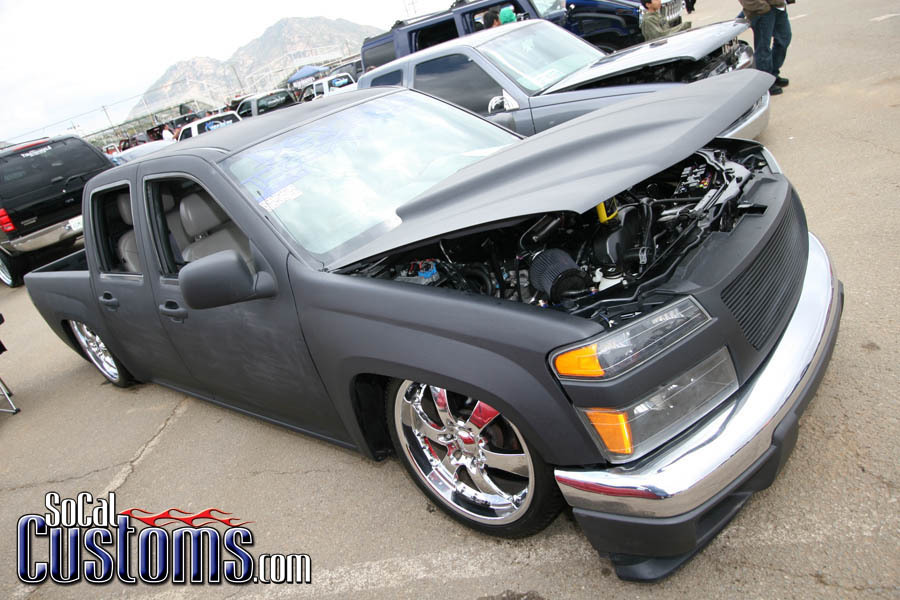 SoCalDaddy's 2005 GMC Canyon Regular Cab