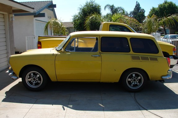 mikenstar 1969 Volkswagen Squareback Specs, Photos, Modification Info at CarDomain
