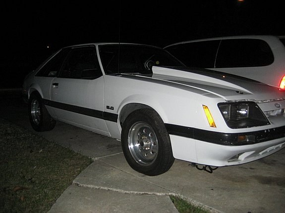 qazvick 1986 Ford Mustang
