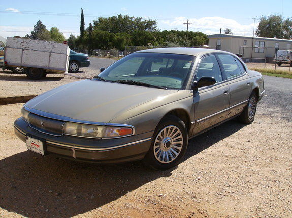 Wicked dementia 39 s 1993 chrysler new yorker in kingman az for 1993 chrysler new yorker salon sedan