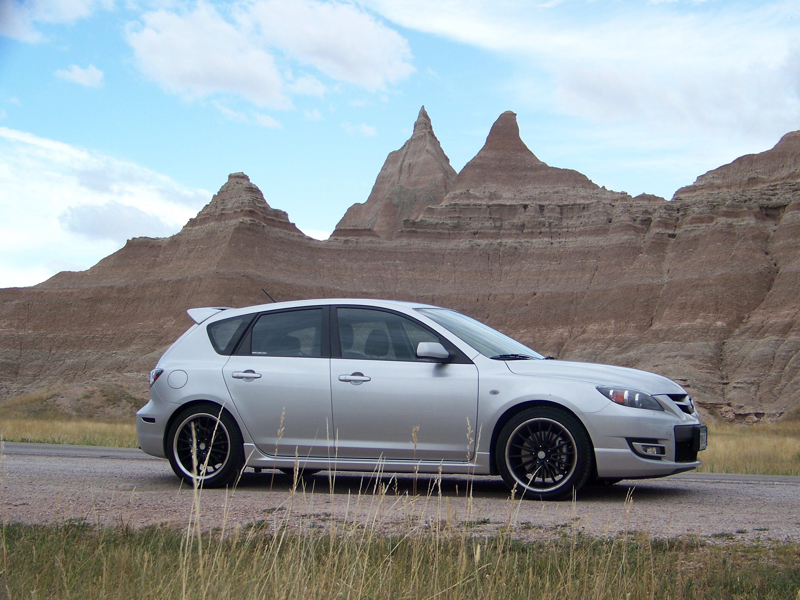 slim6 2008 mazda mazda3 specs, photos, modification info at cardomain