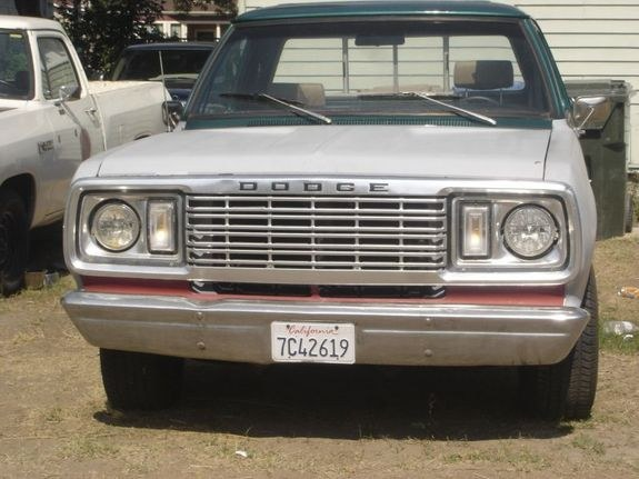 joker93030 1977 Dodge D150 Regular Cab