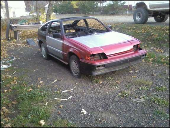 Another thebonds 1987 Honda CRX post... - 10584556