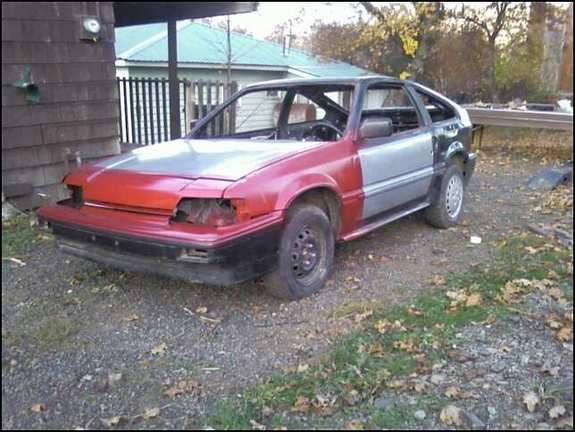 Another thebonds 1987 Honda CRX post... - 10584557