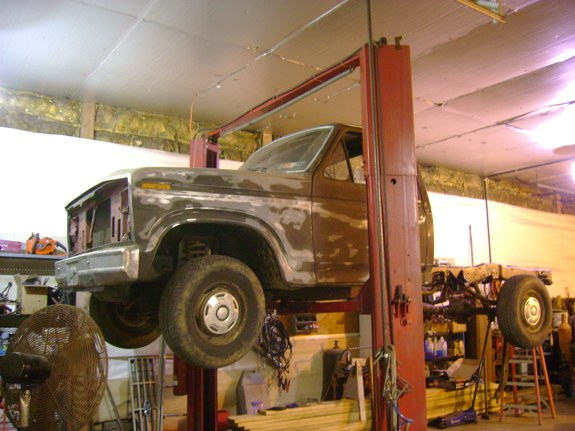 Another 86Inline6 1986 Ford F150 Regular Cab post... - 10585218