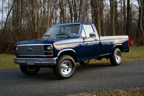 86Inline6 1986 Ford F150 Regular Cab