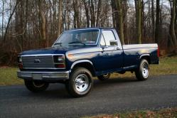 86Inline6s 1986 Ford F150 Regular Cab