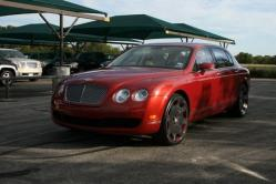 jhamLA 2007 Bentley Continental Flying Spur
