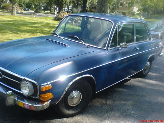 Another Spdcat11 1972 Audi Coupe post... - 10585489