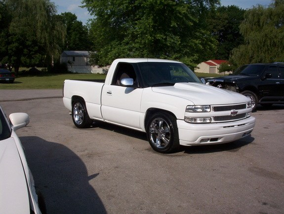 silverado baker 2001 chevrolet silverado 1500 regular cab. Black Bedroom Furniture Sets. Home Design Ideas