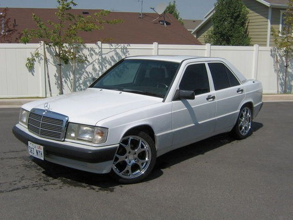 Another vlado372sup 1990 Mercedes-Benz 190-Class post... - 10587924
