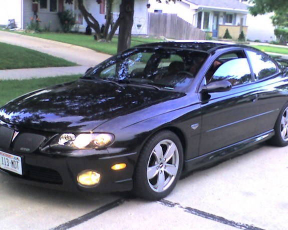 kilakev 39 s 2004 pontiac gto in racine wi. Black Bedroom Furniture Sets. Home Design Ideas