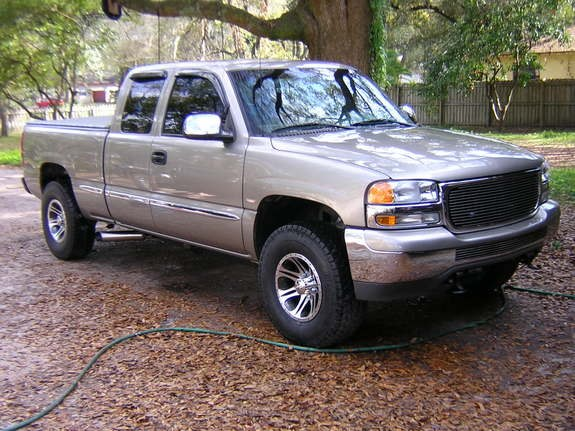 bmfgmc 2001 gmc sierra 1500 regular cab specs photos modification info at cardomain. Black Bedroom Furniture Sets. Home Design Ideas