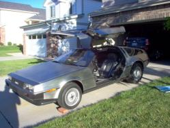 cpear760s 1981 DeLorean DMC-12