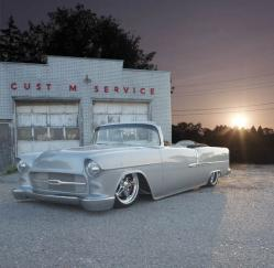 xvettes 1955 Chevrolet Bel Air
