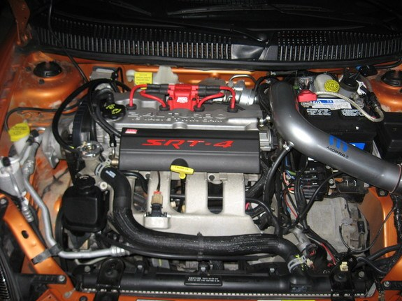 msd ignition coil and wires(added 1/6/08), mopar intake