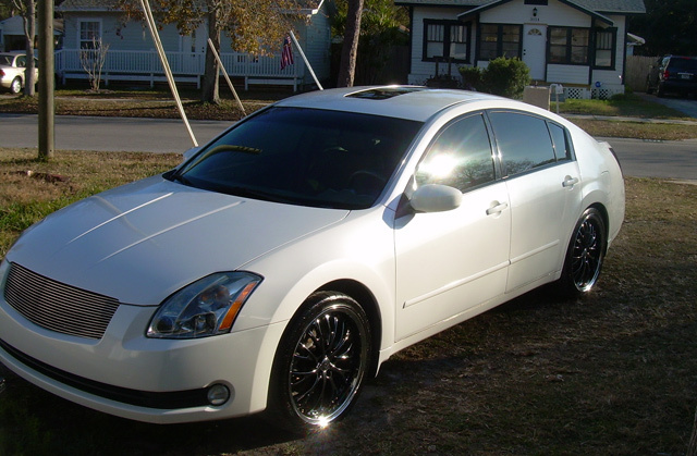 Tdubsmilly 2004 Nissan Maxima Specs Photos Modification