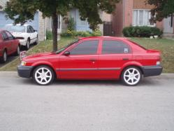 Baby-Reds 1999 Toyota Tercel