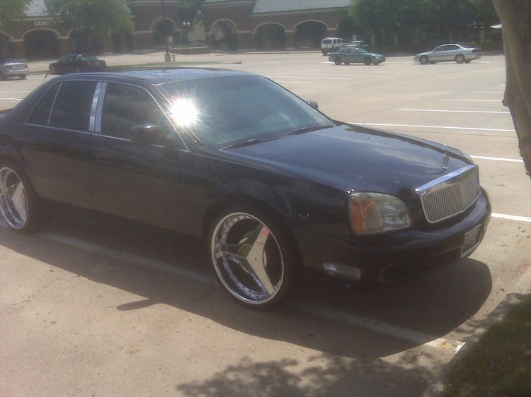 Cadillac DTS Icon | Cadillac, Cadillac cts and Cars |2002 Cadillac Dts Custom
