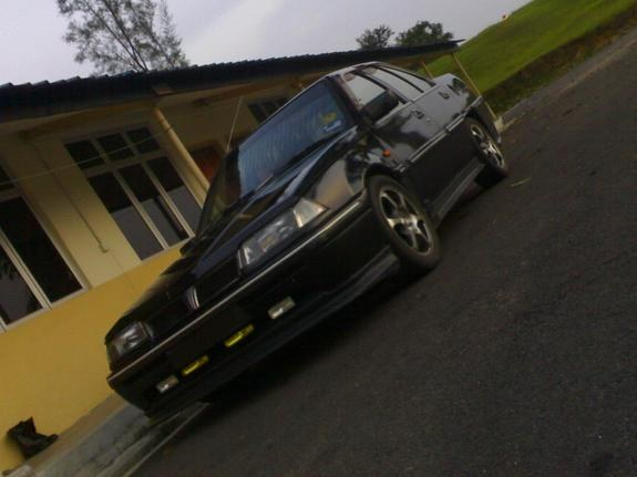 Another madey 1992 Proton Iswara post... - 10617839