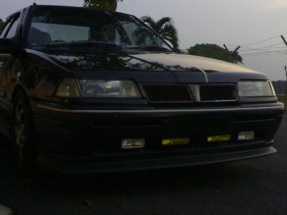 Another madey 1992 Proton Iswara post... - 10617841