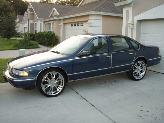 Another fiyaman 1996 Chevrolet Caprice post... - 10592816