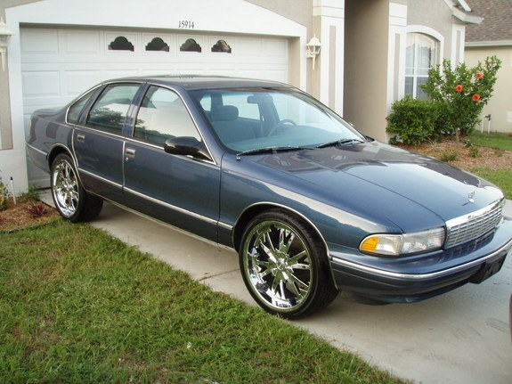 Another fiyaman 1996 Chevrolet Caprice post... - 10592817