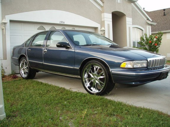 Another fiyaman 1996 Chevrolet Caprice post... - 10592818